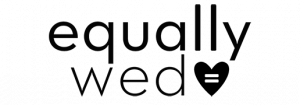 equally wed logo stacked