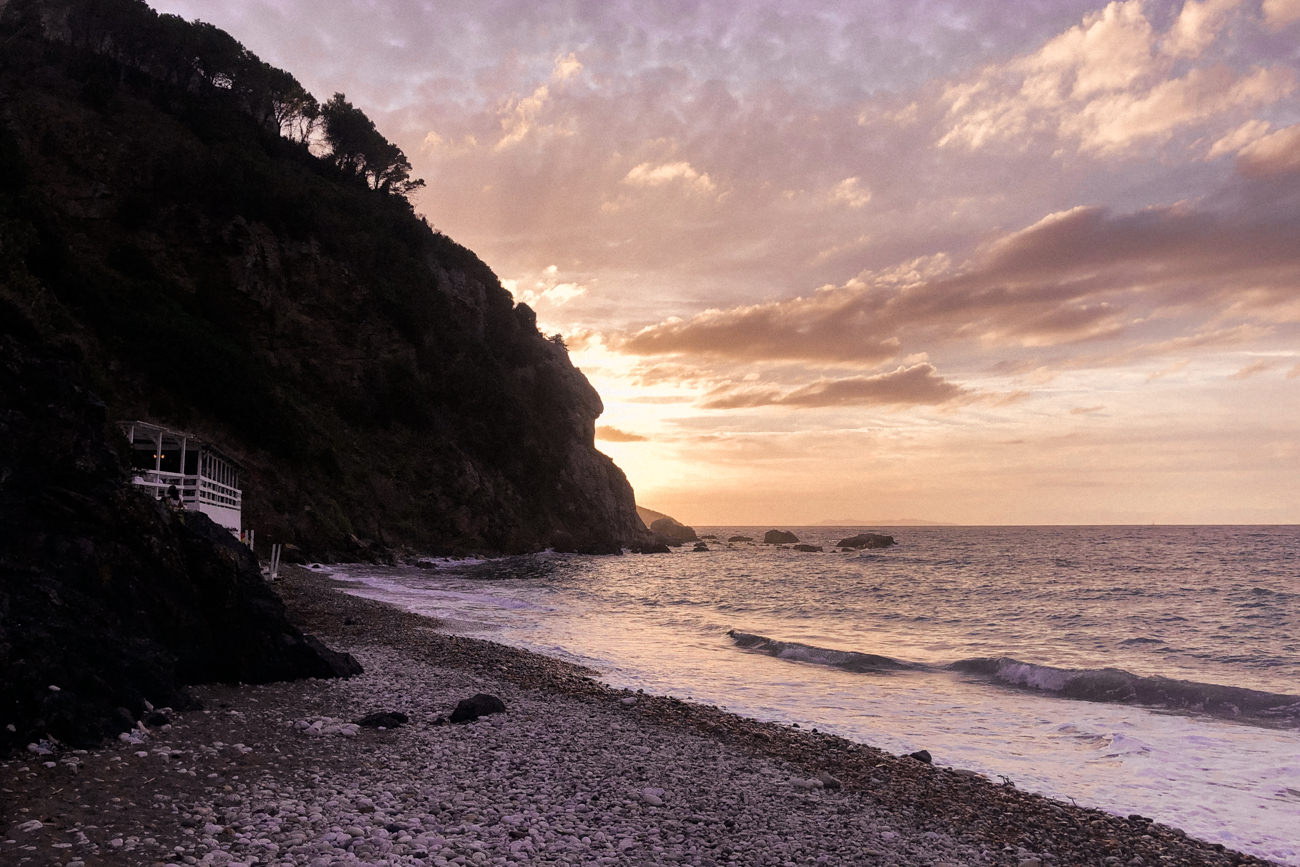 Elopement in Isola d'Elba Tuscany