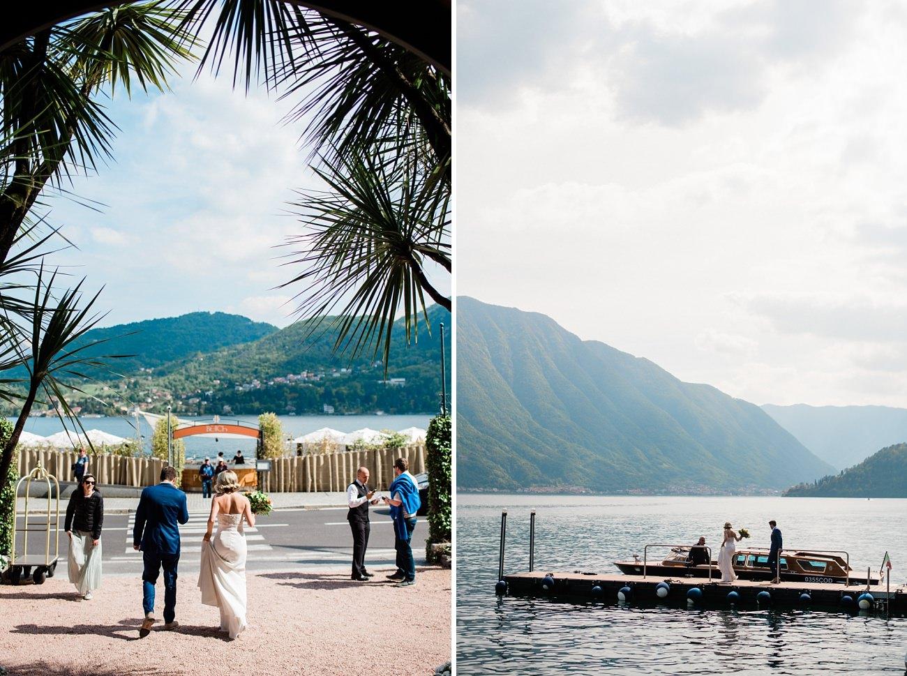 Elopement in Tremezzo Lake Como