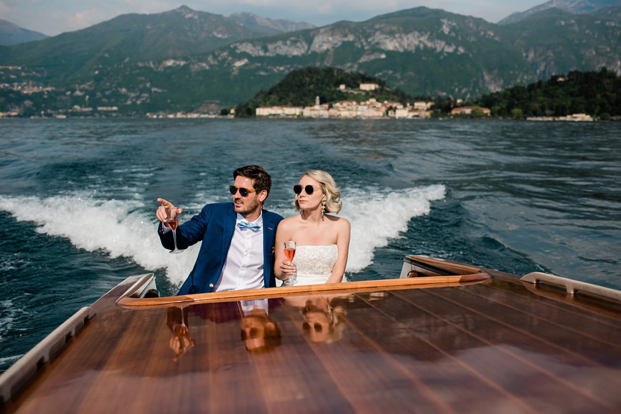 Elopement Photo Video Lake Como