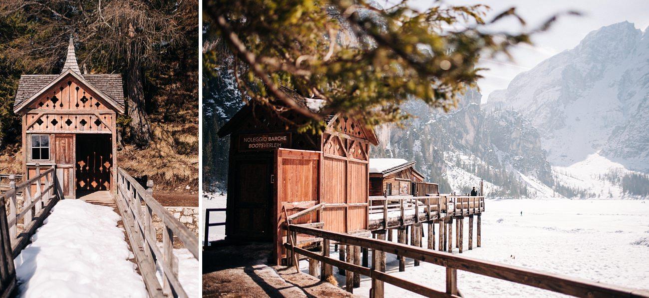 Winter Elopement in Italy