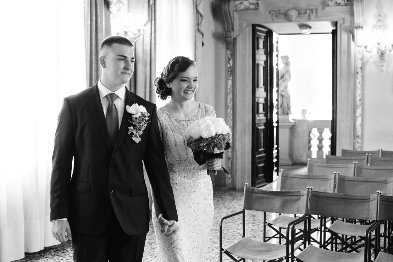 Military Elopement in Italy