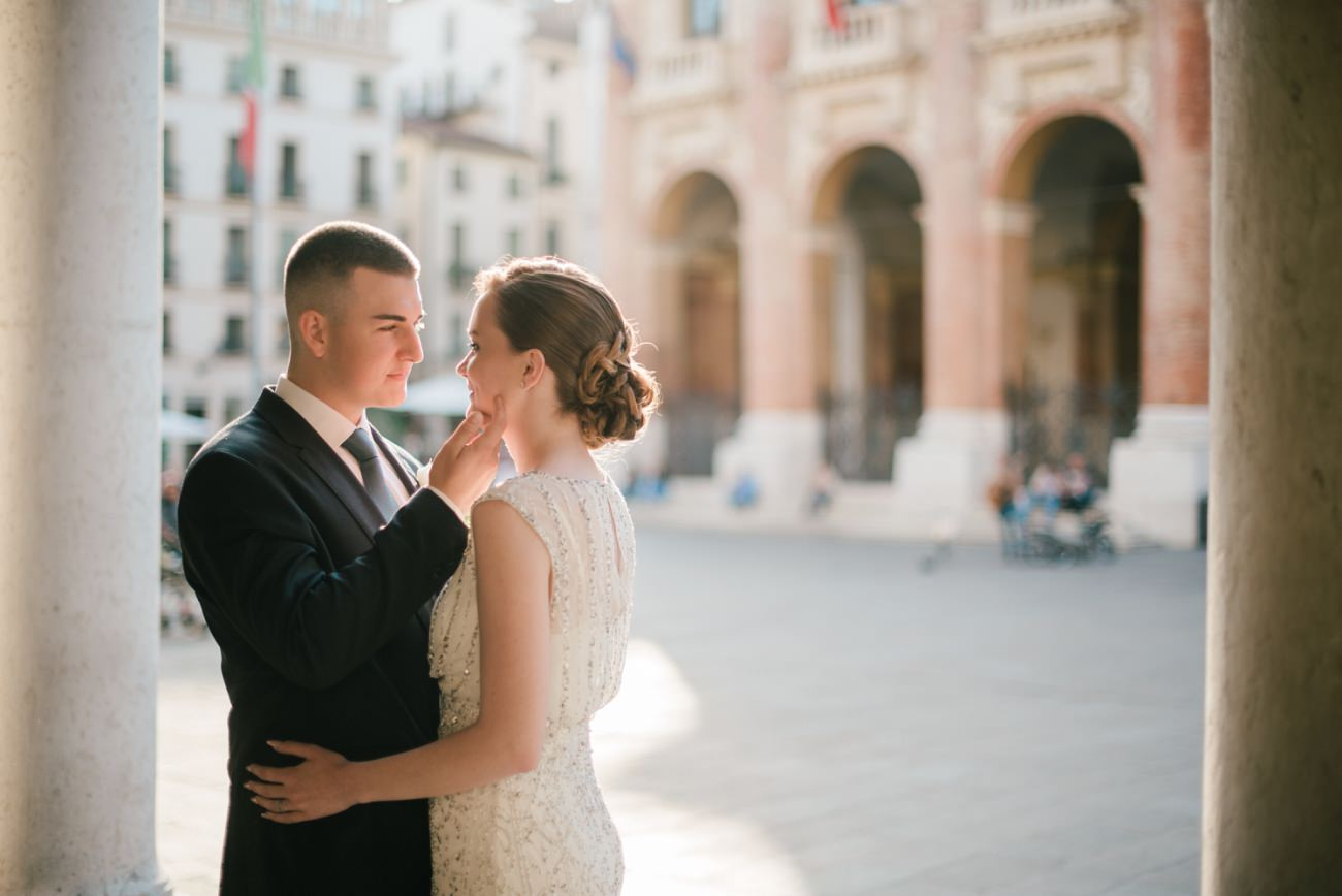 US Army Wedding in Italy